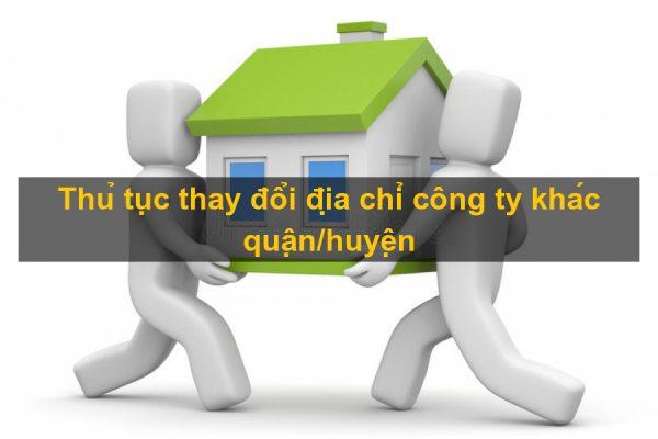 Thay đổi địa chỉ công ty tại Vĩnh Phúc View 1