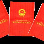 Tư vấn thủ tục cấp mới giấy chứng nhận quyền sử dụng đất tại Vĩnh Phúc