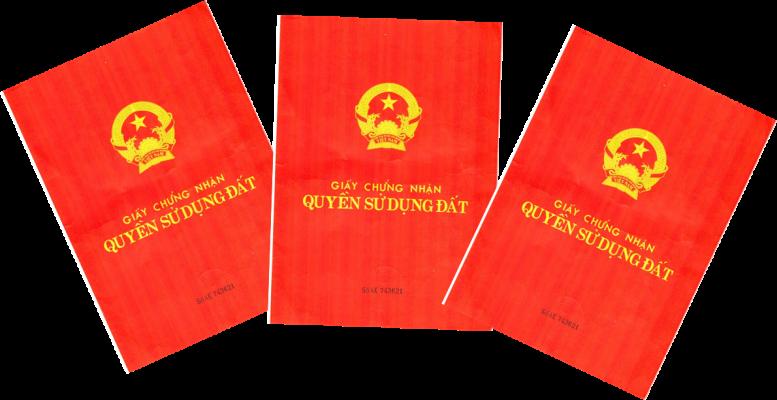 Tư vấn thủ tục cấp mới giấy chứng nhận quyền sử dụng đất tại Vĩnh Phúc View 1