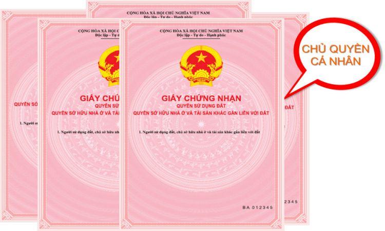 Tư vấn cấp giấy chứng nhận QSDĐ cho dự án tại Vĩnh Phúc View 1