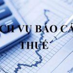 Tư vấn báo cáo thuế, tài chính tháng quý năm tại Vĩnh Phúc